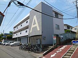 朝田ハイツ[305号室]の外観