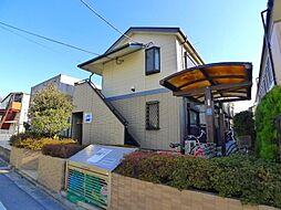 クライティリア竹ノ塚[1階]の外観