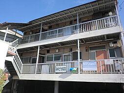 高知県高知市薊野西町1丁目の賃貸アパートの外観