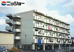 ラポール大井手[3階]の外観
