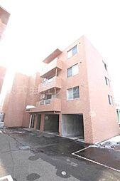 北海道札幌市中央区北七条西21丁目の賃貸マンションの外観
