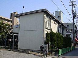 大阪府茨木市双葉町の賃貸アパートの外観