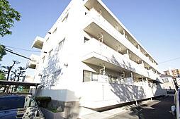 愛知県名古屋市天白区植田山3丁目の賃貸マンションの外観
