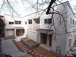 レ・セーナ川西[103号室]の外観
