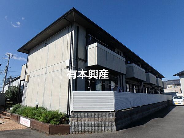 ドリームカム21 B 2階の賃貸【兵庫県 / 神崎郡福崎町】