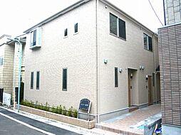 [テラスハウス] 東京都杉並区桃井2丁目 の賃貸【/】の外観