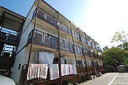 パールマンション月ヶ丘[1階]の外観