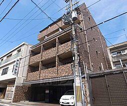 京都府京都市中京区達磨町の賃貸マンションの外観