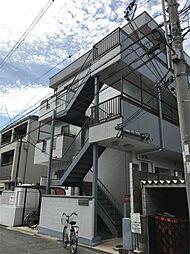 大阪府大阪市住吉区遠里小野1丁目の賃貸マンションの外観