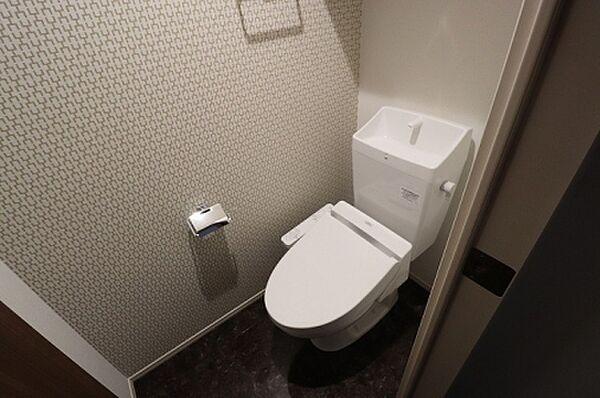 ゼフィール Aのトイレ A101