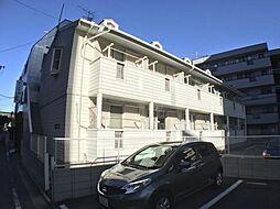 東京都江戸川区一之江8丁目の賃貸アパートの外観