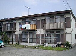 コーポ下曽我I[203号室]の外観
