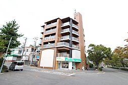 大阪府吹田市高野台1丁目の賃貸マンションの外観