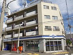 浜甲シーサイドマンション西[315号室]の外観