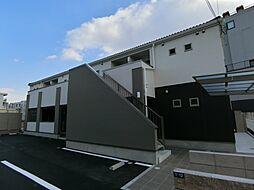 ルシア上穂東[2階]の外観