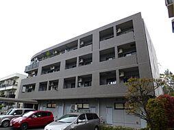 東京都青梅市千ヶ瀬町6丁目の賃貸マンションの外観
