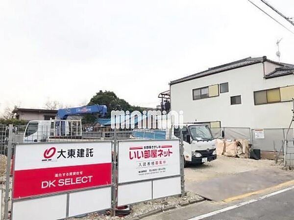 コーラス ウエスト 1階の賃貸【愛知県 / 名古屋市南区】