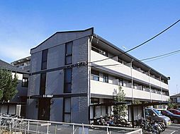 レオパレスシャローム[1階]の外観