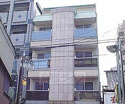 京都府京都市下京区松原通西洞院東入藪下町の賃貸マンションの外観