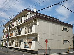 愛知県名古屋市守山区大森1丁目の賃貸マンションの外観