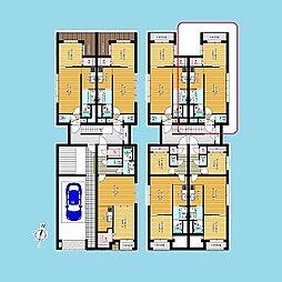 札幌市営南北線 北12条駅 徒歩2分の賃貸マンション 4階1LDKの間取り