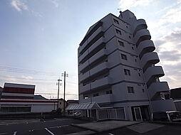 兵庫県相生市赤坂1丁目の賃貸マンションの外観