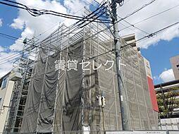 仮)モデッサIII竹ヶ花[3階]の外観