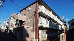 埼玉県川口市並木4丁目の賃貸マンションの外観