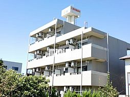 パレス三栄[2階]の外観