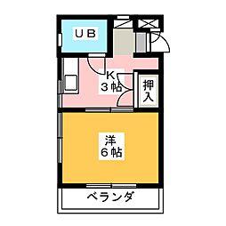 山王駅 3.5万円