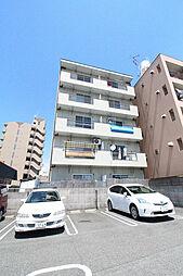 住之江パークハイツNo.1[4階]の外観