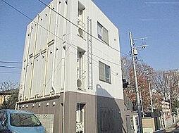 東京都豊島区雑司が谷3丁目の賃貸マンションの外観