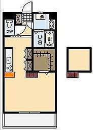(新築)末広1丁目マンション[2階]の間取り