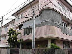 大阪府東大阪市西岩田1丁目の賃貸マンションの外観