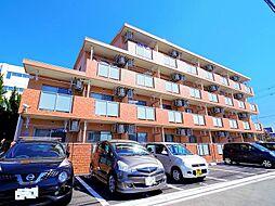 埼玉県所沢市東所沢和田3丁目の賃貸マンションの外観