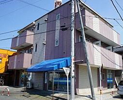 埼玉県川越市大字笠幡の賃貸マンションの外観