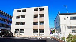埼玉県熊谷市中央2丁目の賃貸マンションの外観