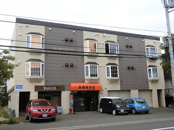 フロンティア57 2階の賃貸【北海道 / 札幌市豊平区】