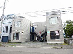 ロイヤルコート栄通[103号室]の外観