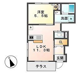 川合高岡駅 5.3万円