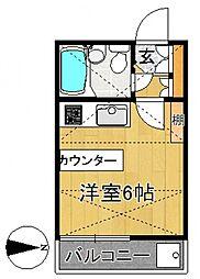 宮前平駅 4.2万円