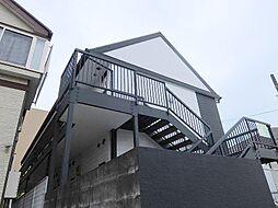 ラフィネ常盤平[2階]の外観