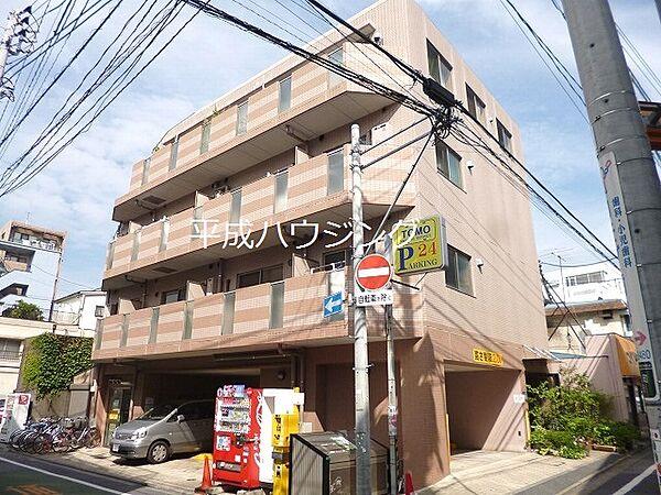 エバーグリーンノムラ 3階の賃貸【東京都 / 新宿区】
