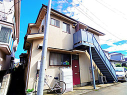 柴田コーポ[1階]の外観