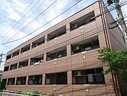 東京都調布市緑ケ丘2丁目の賃貸マンションの外観