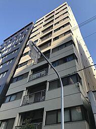 カナード西本町[6階]の外観