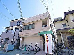 奈良県奈良市秋篠新町の賃貸マンションの外観