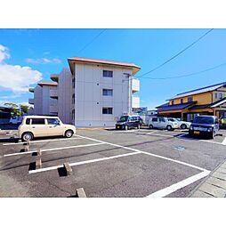 静岡県焼津市保福島の賃貸マンションの外観