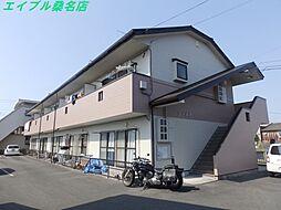 コーキア額田[2階]の外観