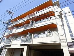 広島県広島市南区上東雲町の賃貸マンションの外観